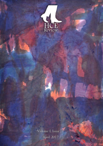 HCE Review, Volume I, Issue IV cover